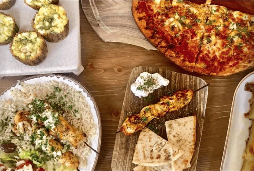 greek dishes